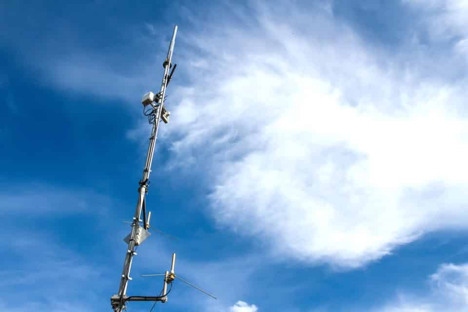 How To Build A 40 feet Antenna Mast