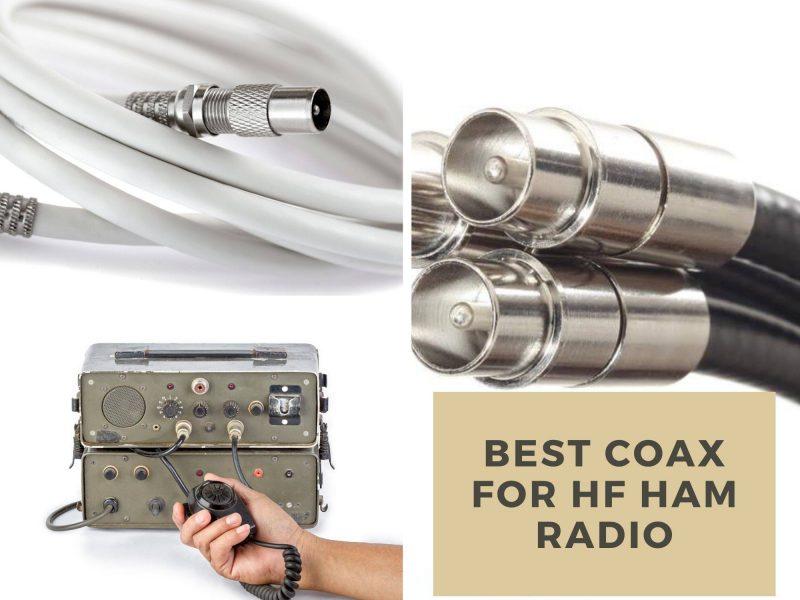 10 Coax For HF Ham Radio Reviews