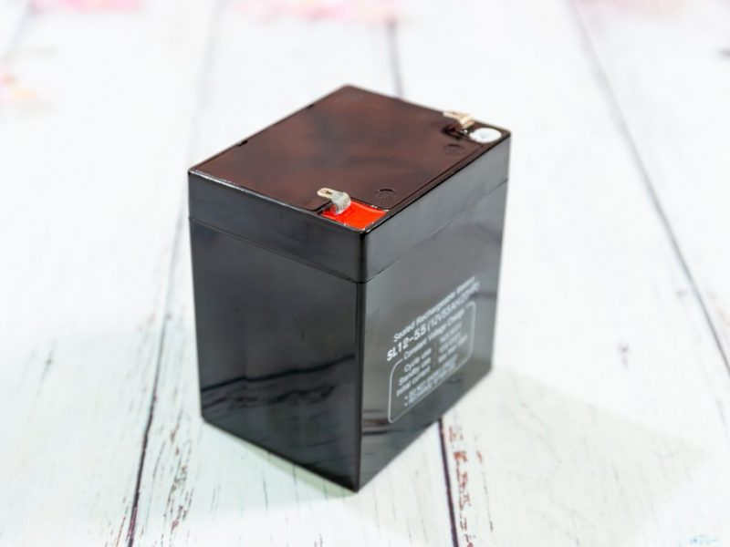 Ham Radio Go Box Battery Reviews